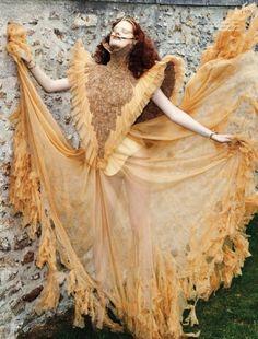 Babette Pauthier / Collezioni Luxe Russia 2011.