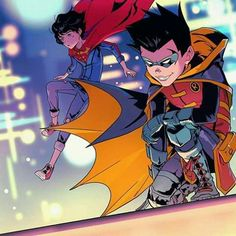 Read from the story Album Jondami-Damijon by (Jocelin Juarez) with reads. Superman X Batman, Superman Family, Jon Kent, Jonathan Kent, Demian Wayne, Dc World, Dc Comics Characters, Comic Page, Cartoon Movies