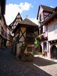 Ancient, Eguisheim, France