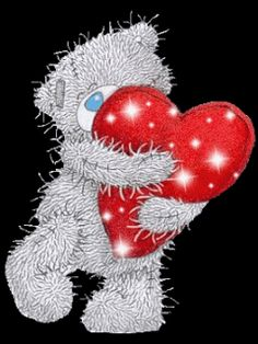 Animated gifs : Animated wallpapers for cellphones Tatty Teddy, Animated Wallpapers For Mobile, Cute Wallpapers, Teddy Bear Quotes, Das Abc, Animiertes Gif, Animated Heart, Teddy Bear Pictures, Blue Nose Friends