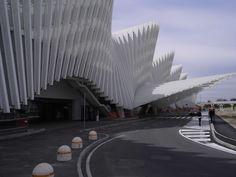 Calatrava - Nuova Stazione Reggio Emilia AV Medioplana