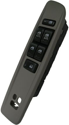 NEW GMC Envoy Power Window Switch for years: 2002 2003 2004. This switch does not include heated seat functionality. The bezel is removable so that you may replace it with your existing color. Outside mirror functions include: remote control, electric heated, light sensitive, manual folding, turn signal indicator, color. Check alternate listings for function specific switch. IMPORTANT: There are multiple parts for this vehicle. This part number is 15204695.