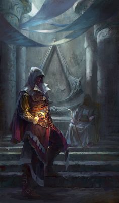 [Masters_Assassin's Creed by ~luulala on deviantART]