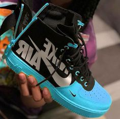 premium selection 19323 bea90 Latest Nike Shoes, Nike Air Force, Air Force 1, Cowboy Shoes, Nike