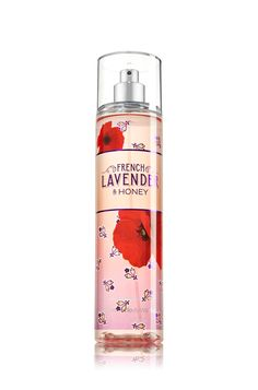 French Lavender & Honey Fine Fragrance Mist - Signature Collection - Bath & Body Works $14