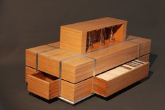 / Table basse par Benjamin Locatelli