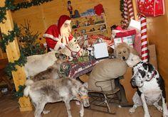 Im Haus vom Weihnachtsmann