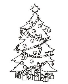 How To Draw Christmas Trees Step By Step Drawing Lesson Page 3 Of