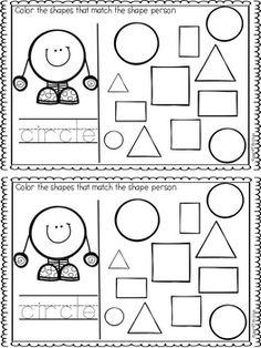 Back to School Kindergarten Math Journals by The Daily Alphabet Kindergarten Journals, Kindergarten Math Activities, Preschool Lessons, Preschool Math, Kindergarten Classroom, Math Lessons, Teaching Math, Math Math, Math Fractions