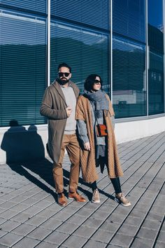 Pärchen Outfit, Partnerlook Style, Erdtöne kombinieren, Outfit in Nude und Khaki, Streetstyle, Fashion Blogger, www.whoismocca.com Herschel Heritage Backpack, Outfit Of The Day, Style Inspiration, Fashion Bloggers, Interior, Clothes, Beauty, Ootd, Couple Photos