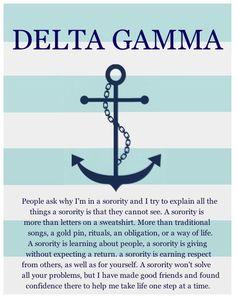 delta gamma ⚓