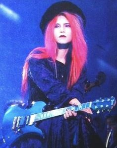 Hide 💋💋 (Hideto Matsumoto) X-Japan Pete Burns, Hidden Love, Love Your Smile, Dir En Grey, Glam Hair, Dream Boy, Actor Model, Make Art, Visual Kei