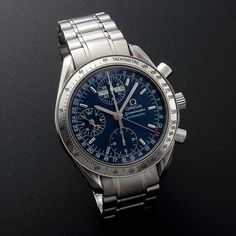 395556c197e Omega Speedmaster Sport Day Date Automatic    35205    TM091    c.2000 s     Pre-Owned