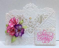 Elegant Birthday by joyceevans - at Splitcoaststampers