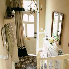 Hallway | Edwardian family home | House tour | Ideal Home | housetohome.co.uk | Mobile
