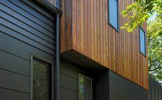 Longman Terrace House   Scyon Wall Cladding And Floors