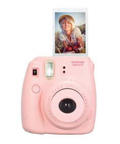 FUJIFILM INSTAX Mini Instant Photo Camera - The cute and compact Instax Mini 8 camera brings the fun and excitement of instant photos to every day. Instax Mini 8 Rosa, Instax Mini 8 Camera, Fujifilm Instax Mini 8, Fuji Instax, Camara Fujifilm, Instant Photo Camera, Pink Camera, Book Stationery, Inspirational Gifts