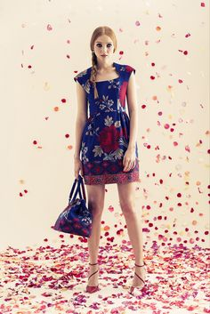 Alice + Olivia Resort 2014 Collection Photos - Vogue