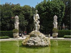 Villa Borghese Park, Rome