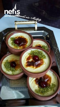 Baked Rice Pudding (In Full Consistency) - Yummy Recipes - # 5862539 - Baked Rice Pudding (Full Body) – Yummy Recipes – Ronahi& cuisine pudding de - Yummy Recipes, Healthy Casserole Recipes, Healthy Dessert Recipes, Healthy Baking, Baking Recipes, Snack Recipes, Yummy Food, Pudding Recipes, Best Rice Recipe
