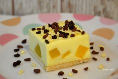 Sprawdź to, zjedz to! Pudding, Cake, Food, Custard Pudding, Kuchen, Essen, Puddings, Meals, Torte