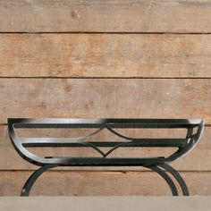 Image of Caxton freestanding fire basket Fireplace Grate, Faux Fireplace, Fire Basket, Fireplace Accessories, Outdoor Furniture, Outdoor Decor, Carving, Stone, Luxury