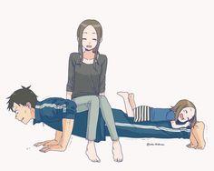 Nishikata's family