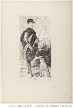[Un Infante de España] [Infante don Fernando] : [estampe] ([Épr. d'état]) / [Goya] - 1