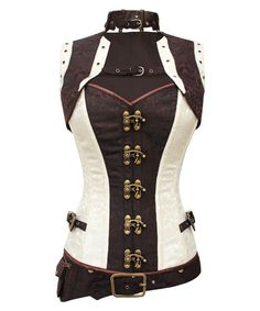 Large Selection of Steampunk Corsets from a variety of designer. Off the shelf Steampunk Corsets and bespoke made to order. Mail Order or visit our Portsmouth Steampunk Shop. Corset Steampunk, Steampunk Outfits, Steampunk Cosplay, Victorian Steampunk, Steampunk Clothing, Steampunk Fashion, Gothic Fashion, Steampunk Necklace, Emo Fashion