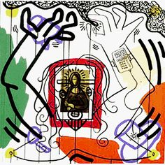Keith Haring...Apocalypse 6