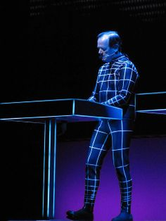 Kraftwerk 3-D Concert Sony Centre for the Performing Arts, Toronto, Ontario; Saturday, March 29th, 2014
