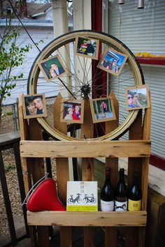 Bicycle Theme Bridal Shower