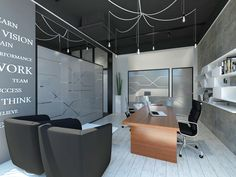 Aldema Ofis #bayraklıtower #office #officedesign #industrialdesign