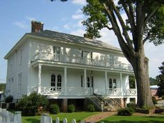 The Larimore House, Florence, Alabama.  Go to www.YourTravelVideos.com or just click on photo for home videos and much more on sites like this.