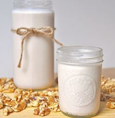 Have You Heard of Walnut Milk? Here's How to Make It