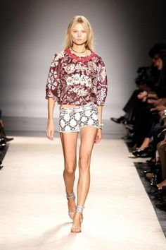 #Trend: #Shorts, Isabel Marant.        View the full Spring Fashion 2013 Guide here: http://www.fashionmagazine.com