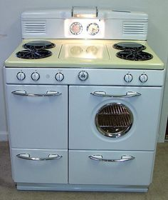 Western-Holly stove, 1949