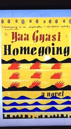 Yaa Gyasi Book recommendation