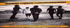 Jadwal Konser Musik Rosemary Tour Life #coklatkitaNGABUBURIT 9 Kota di Indonesia, event musik SKA/Reggae/Dub di Bandung, Cianjur, Cilacap, Magelang, Majalengka, Purwokerto, Tegal, YogyakartaNone