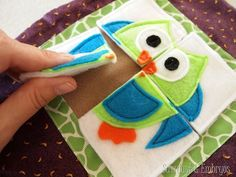 My momma's Quiet Books, Adorable and creative quiet book ideas