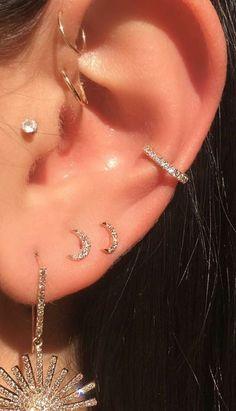 251 Best An Ear Full Images Ear Piercings Earrings