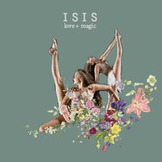 Dance Moms Girls as Greek Goddesses || Kendall Vertes as Isis {love + magic}