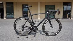 Road bicycle - Sleek by HBM Bike Factory  Vignole Borbera (AL) Italy