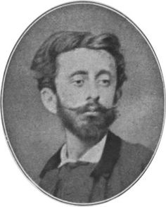 Tristan CORBIRE Died March 1 1875 It Is The Incarnation Of Cursed Poet