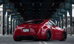 Nissan 350Z by SrCky