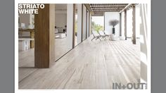 STONE MIX Striato White