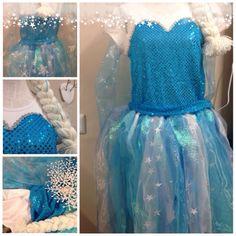 Dieses Jahr hat sich eines meiner Patenkinder gewünscht, dass ich ein Elsa Kostüm nähe. Da ich im Moment zwischen vielen Steampunk Kostümen ...