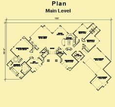 Homes On Pinterest House Plans Floor Plans And