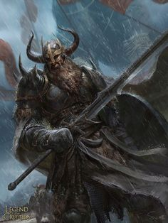 Vikingo legend of the cryptids