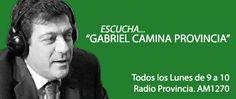 Gabriel Camina Provincia